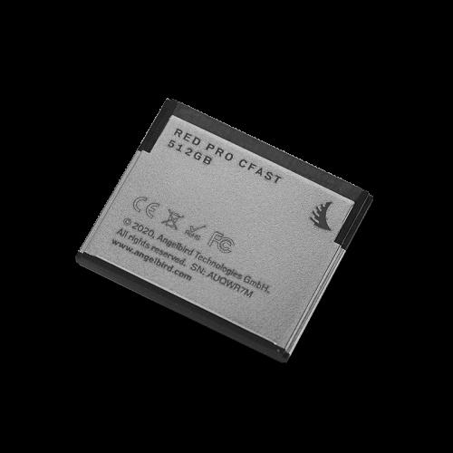 RED® PRO CFast 512GB