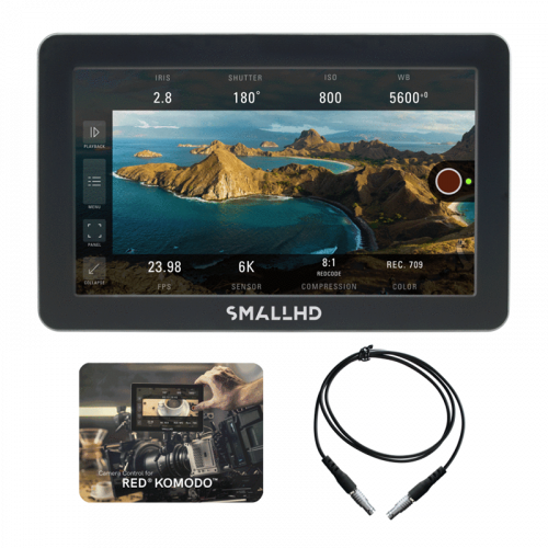 SmallHD FOCUS PRO RED...