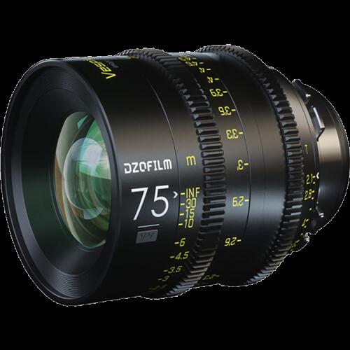 DZOFILM Vespid FF 75mm T2.1...