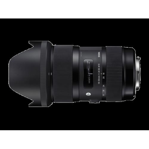 SIGMA 18-35mm F1.8 DC HSM...