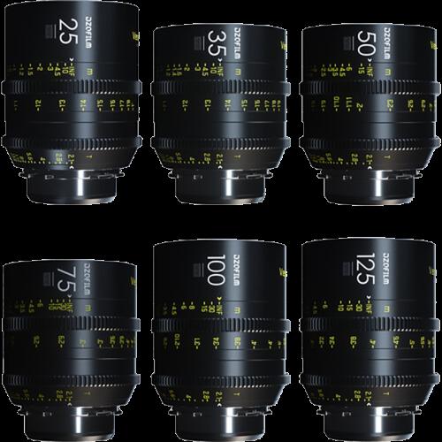 DZOFILM VESPID 6-Lens Kit A...
