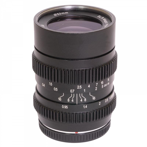 SLR Magic 25mm T0.95...