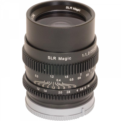 SLR Magic CINE 35mm f1.2...