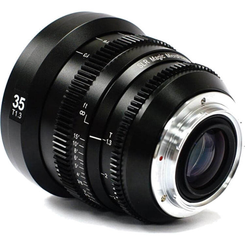 SLR Magic MicroPrime 35mm...