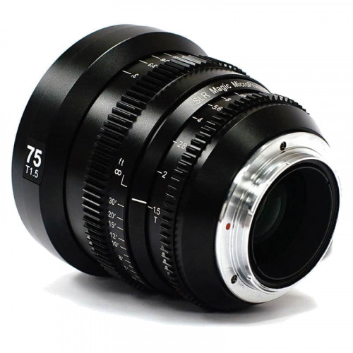 SLR Magic MicroPrime 75mm...