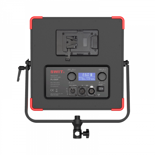 PL-E60P Portable Bi-color...