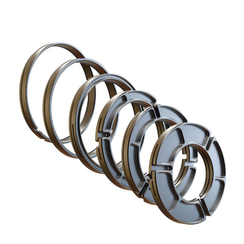 114 -110 mm Clamp on Ring