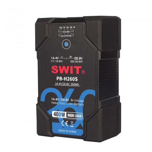 260Wh High Load Bi-voltage...