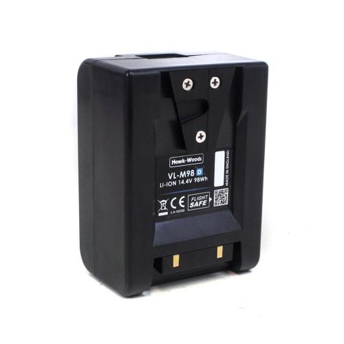 14.4V 98Wh mini V-Lok Data...