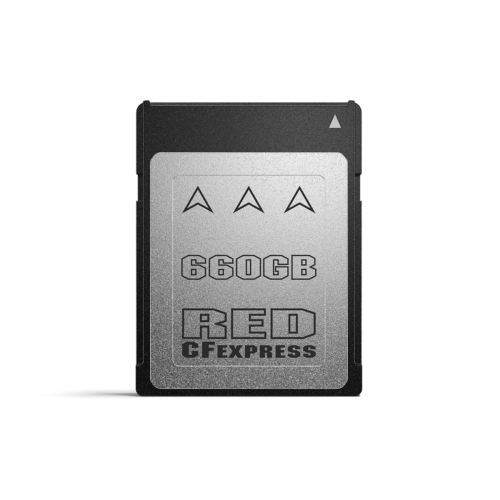 RED® PRO CFexpress 660GB