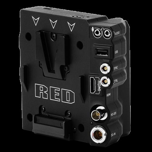 RED DSMC2 I/O V-Lock Expander