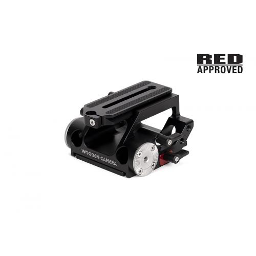 LW 15mm Baseplate (RED KOMODO)