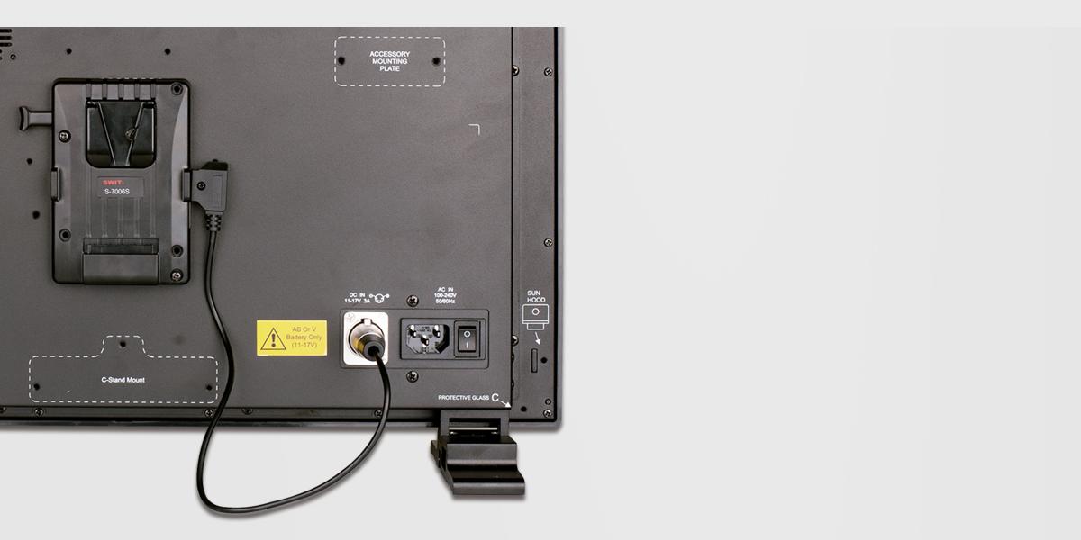 Monitor 1000 nits alto brillo HDR Swit