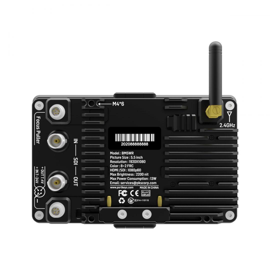 BM5 Wireless Received