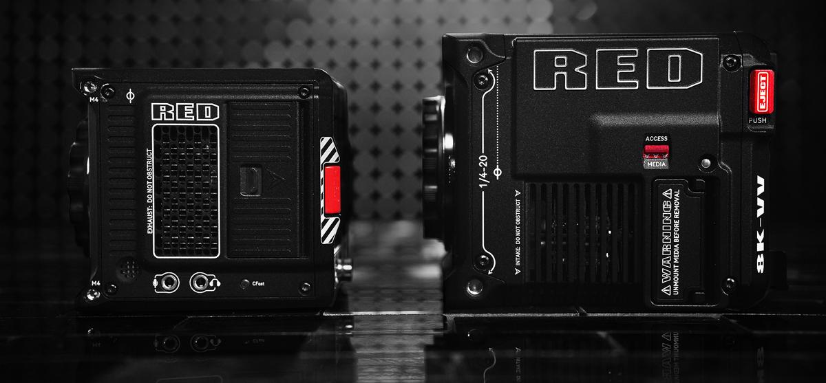 V-Raptor Camera RED